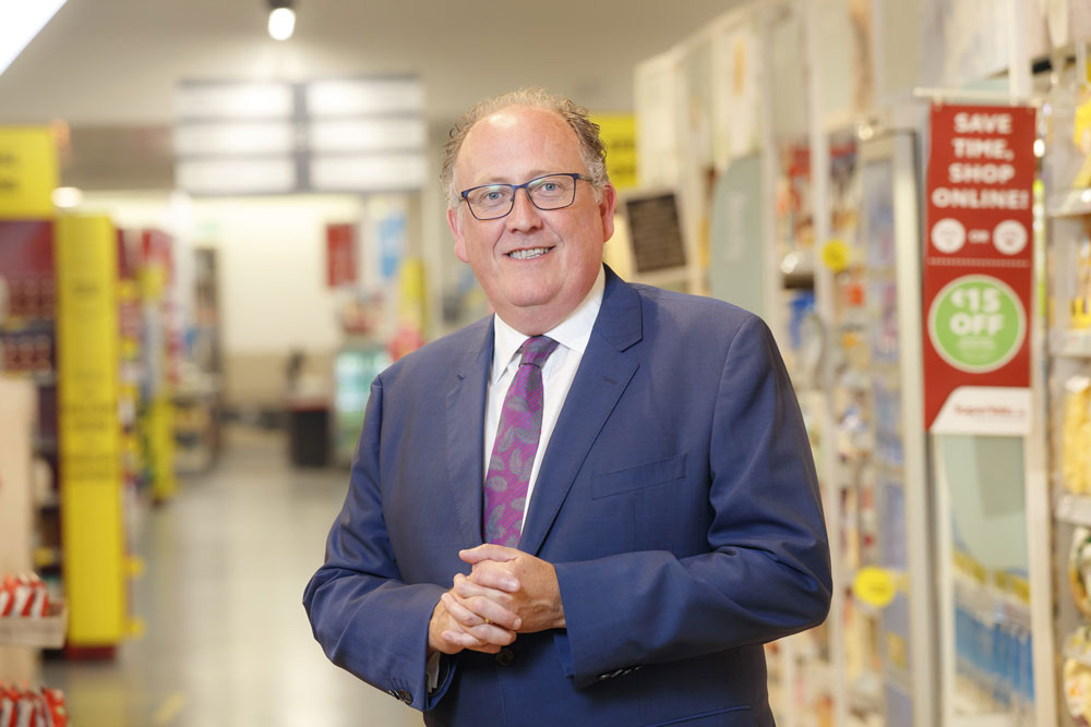 Guaranteed Irish - Martin Kelleher Managing Director
