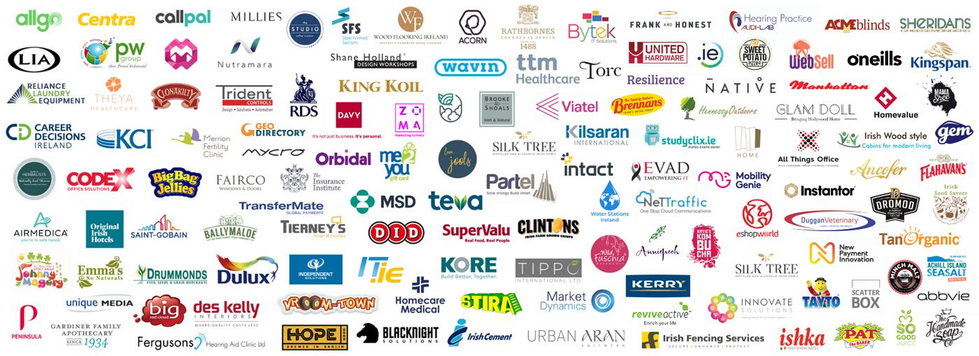 Membership Directory Guaranteed Irish - logos