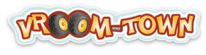 Vroom Town Logo