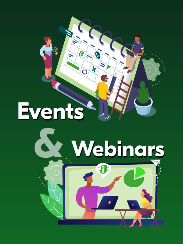 Guaranteed Irish Events & Webinars