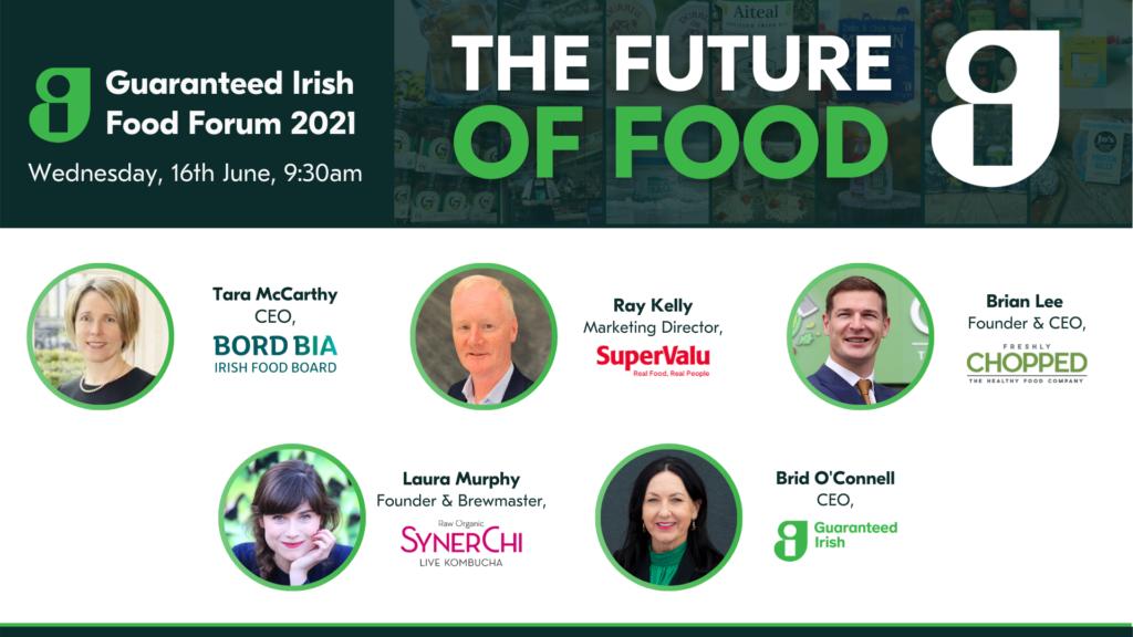 Future of Food - Speakers