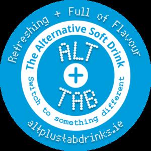 Alt + Tab Drinks Logo