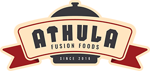 Athula's Fusion Foods Logo