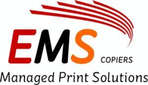 EMS Copier Services Logo