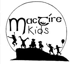 MacTire Kids Logo