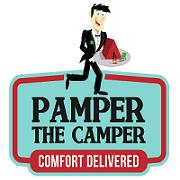 Pamper The Camper Logo