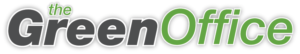 The Green Office Logo