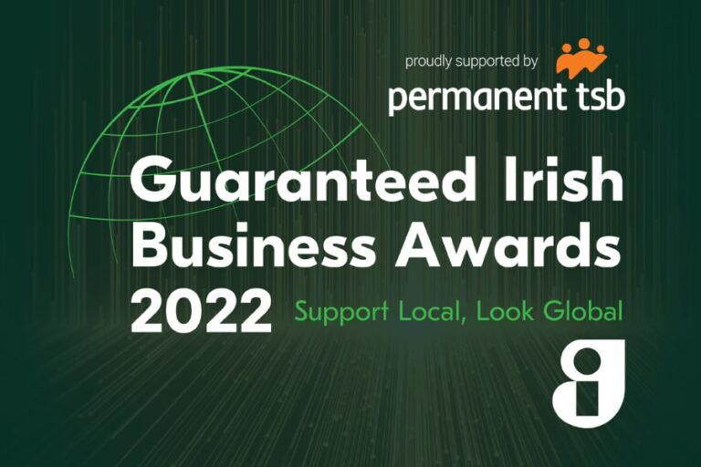Guaranteed Irish Business Awards 2022