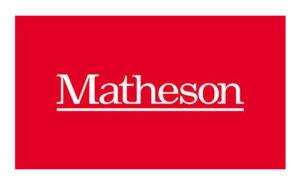 Matheson - business awards sponsor logo
