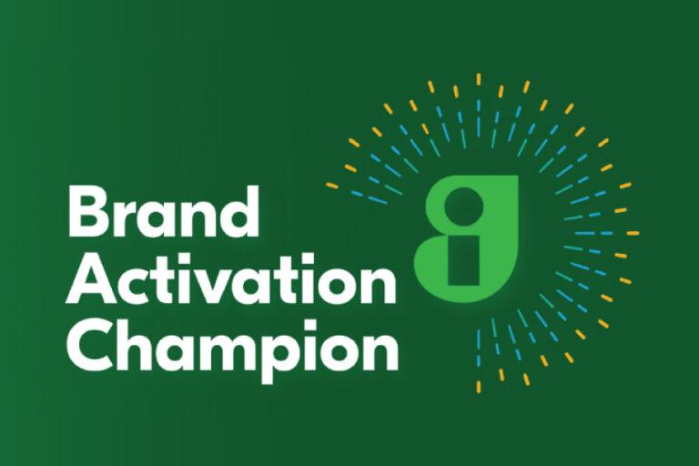Brand Activation Champion - banner